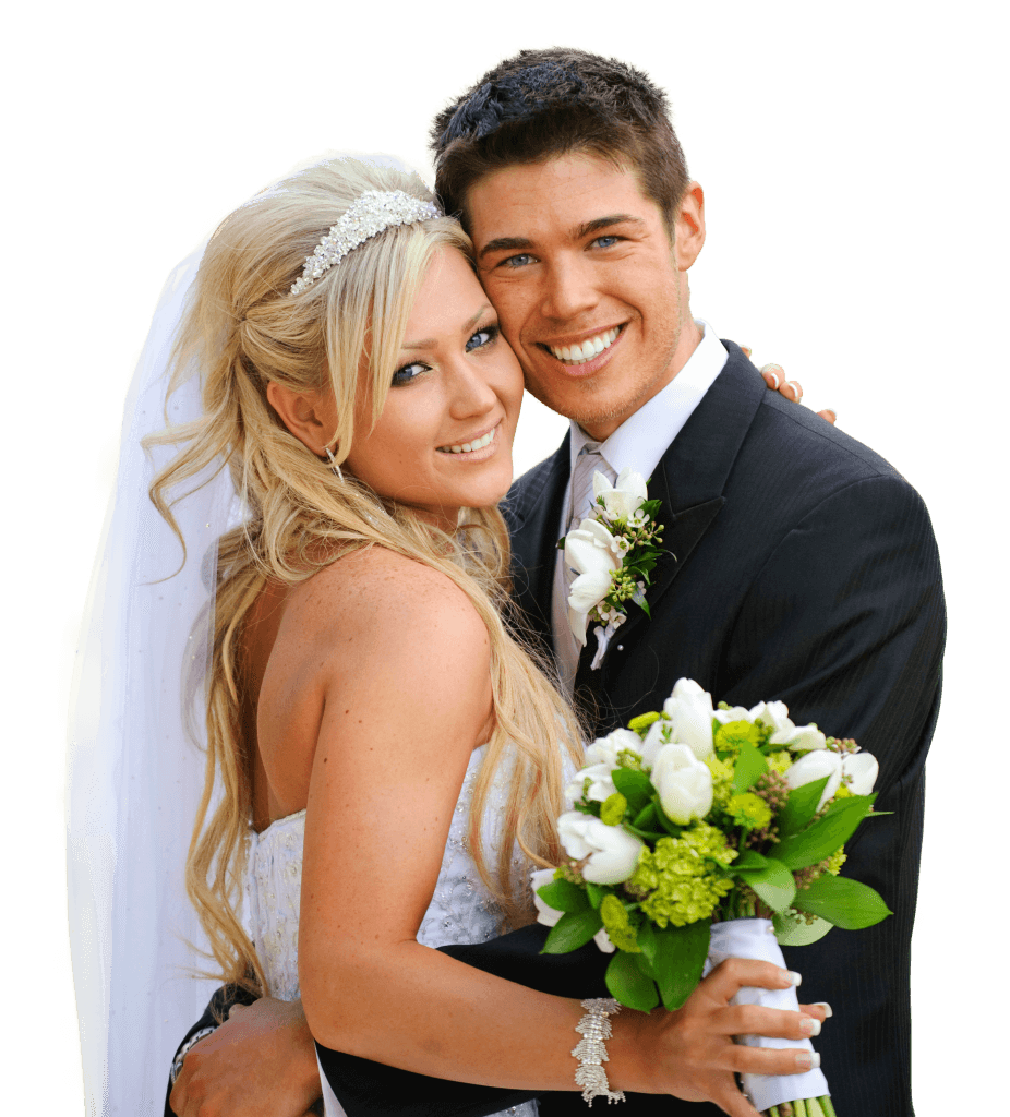 Wedding Couple Png Pic