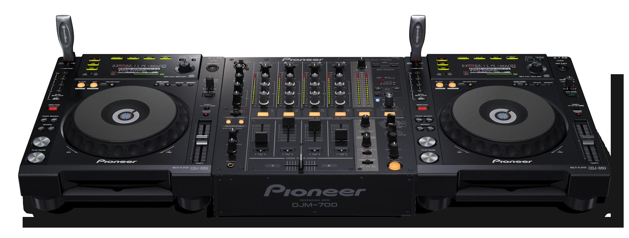 Pioneer Cdj 850 57dd
